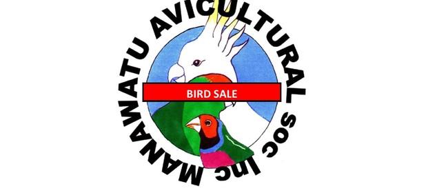 Bird Sale - Manawatu Avicultural Society