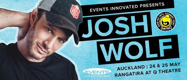Josh Wolf - The New Zealand Debut