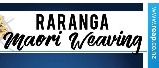 Raranga Maori Weaving
