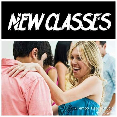 Latin & Social Ballroom Beginner Class
