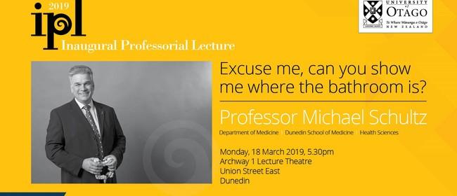 Inaugural Professorial Lecture – Professor Michael Schultz