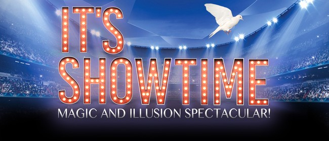 It's Showtime: Family Friendly Magic and Illusion Show