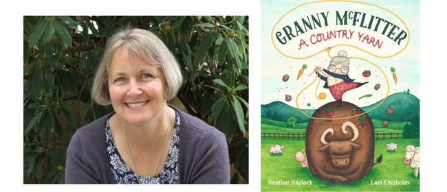 Author Talk Heather Haylock