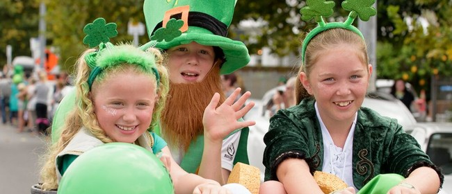 St Patrick's Parade and Irish Music and Dance Festival: CANCELLED