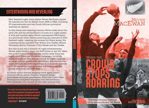 Book Launch: When the Crowd Stops Roaring by Neven MacEwan