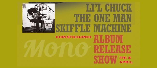 Li'l Chuck - Mono Album Release Show
