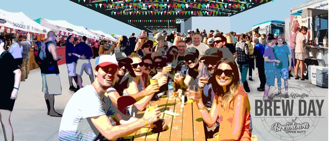 The Greater Wellington BrewDay - Craft Beer Festival