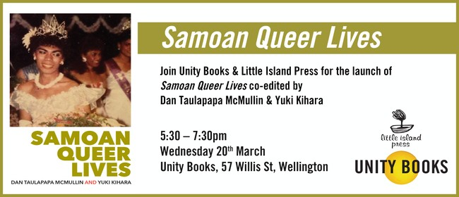 Launch - Samoan Queer Lives