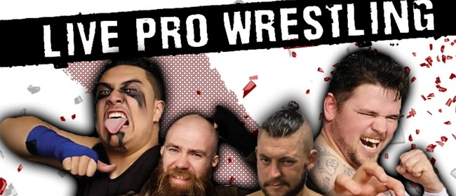 Maniacs United Professional Wrestling: Underground 6