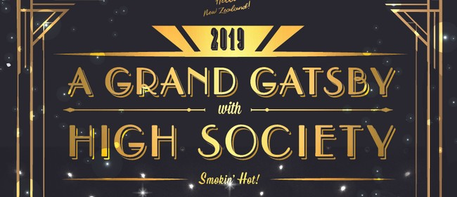 A Grand Gatsby Ball with High Society