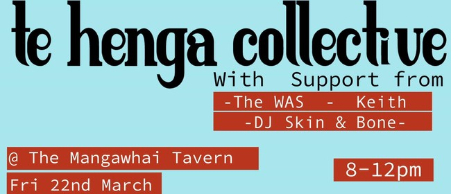 Te Henga Collective with Special Guests