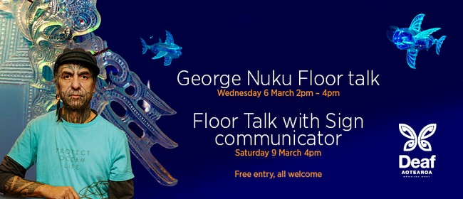 George Nuku Floor Talk