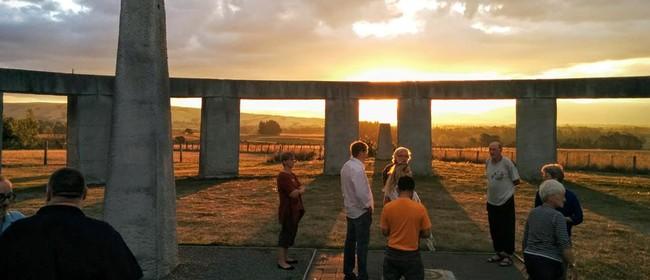 Storytelling Guided Tours of Stonehenge Aotearoa