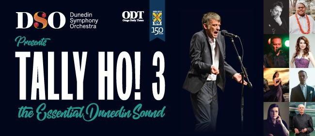 Tally Ho! 3 - the Essential Dunedin Sound