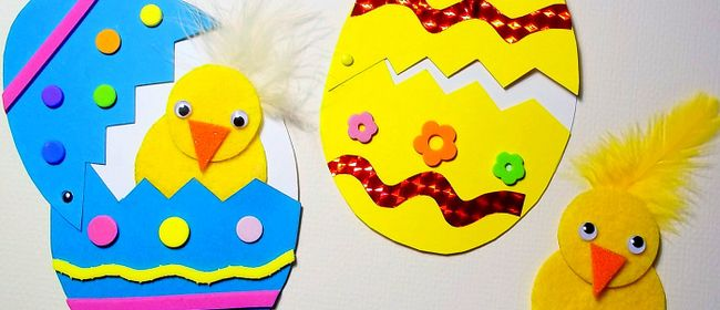Easter School Holiday Workshops for Children