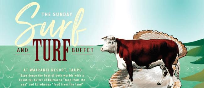 Sunday Surf & Turf Buffet
