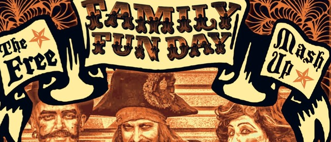 The Family Fun Day Mash Up