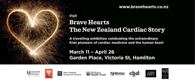 Brave Hearts - The New Zealand Cardiac Story