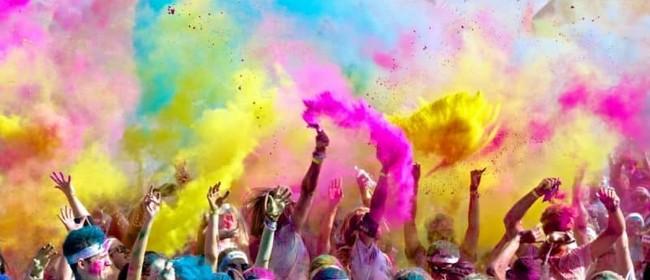 Colour Bonanza Paihia Colour Run