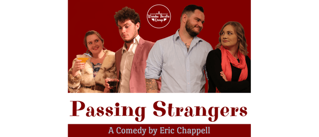 Passing Strangers by Eric Chappell