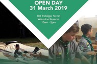 1st Waterloo Scouts Open Day