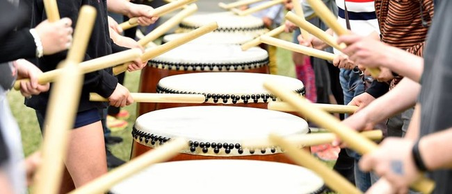 Learn Japanese Drums Taster