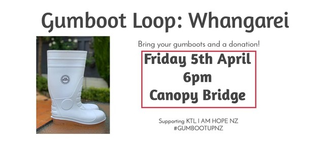 Gumboot Loop: Gumboot Friday