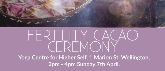 Fertility Cacao Ceremony