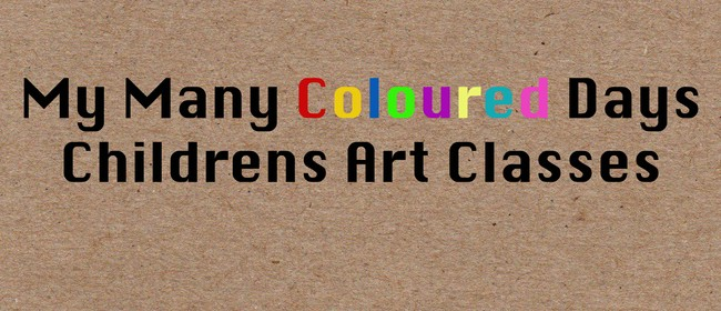My Many Coloured Days Childrens Art Classes
