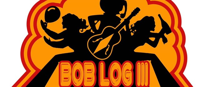 Bob Log III with Labretta Suede & The Motel 6 NZ Tour