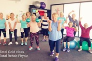 Total Gold Fitness Class
