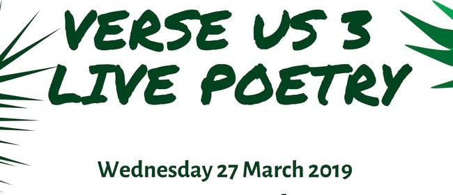 Verse Us 3 - Poetry