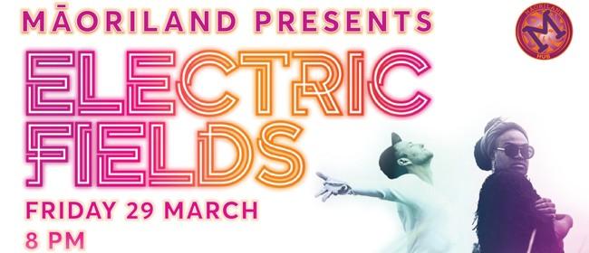 Māoriland Hub: Electric Fields