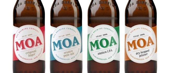 Beer Club with Moa Brewery