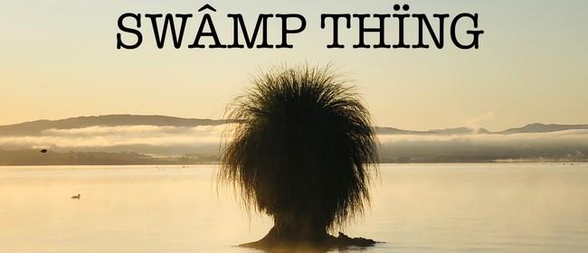 Swamp Thing .01