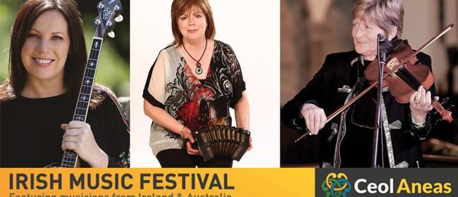 Ceol Aneas Concert – Irish Music Festival