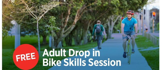 Adult Drop In Bike Skills Session