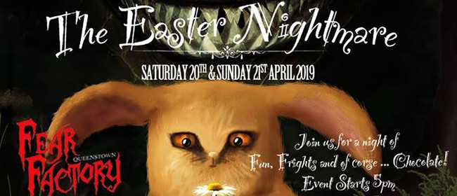 Fear Factory Nightmare Easter