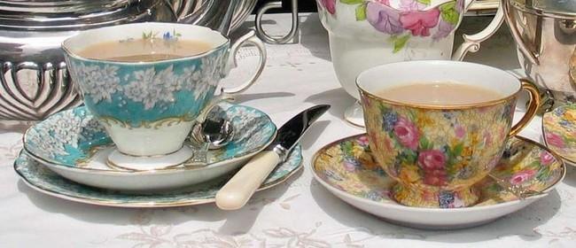 High Tea at Alberton by Auckland Institute of Studies/AIS
