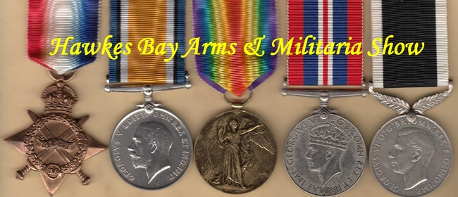 Hawkes Bay Arms & Militaria Show: CANCELLED