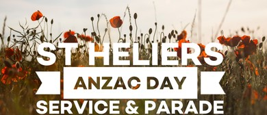 St Heliers ANZAC Day Service & Parade