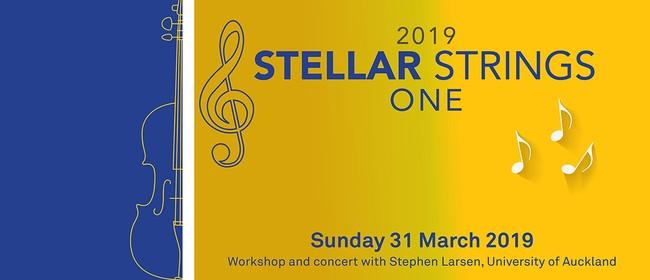 Stellar Strings One 2019 Workshop & Concert