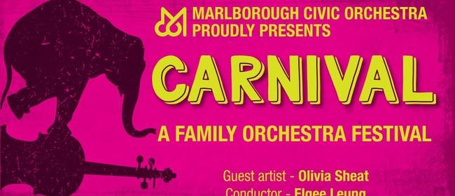 Carnival - A Family Orchestra Festival