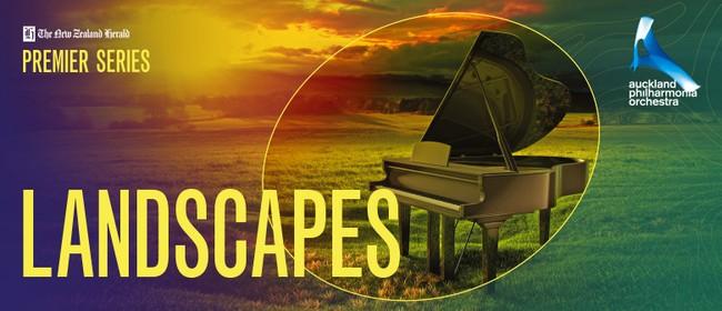 NZ Herald Premier Series: Landscapes