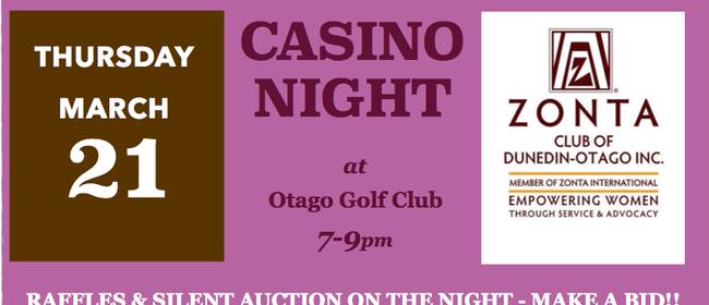 Casino Night In Support of Bellyful Otago: POSTPONED