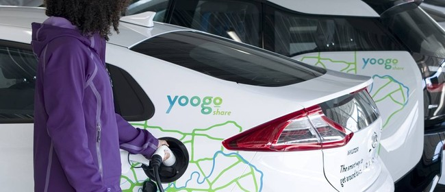 Yoogo Share EV Driver Training