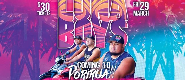 Luna Bar Live Experience - Album Launch Party