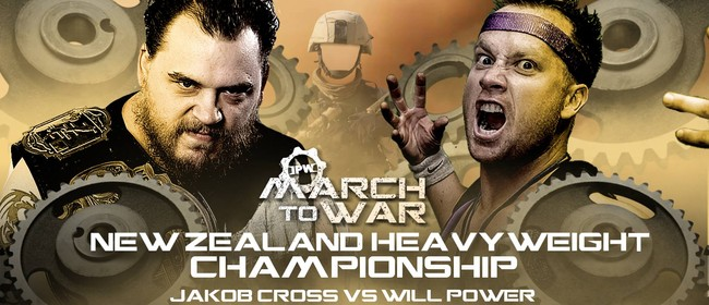 Impact Pro Wrestling: March to War