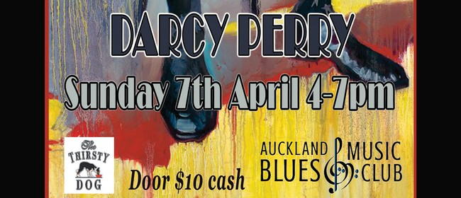 Darcy Perry Auckland Blues Music Club Sunday Mashup