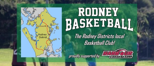 Ages 5-13 Rodney Basketball Holiday Camp